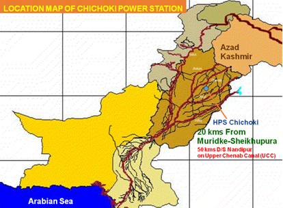 Chichoki location