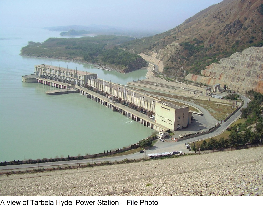 Tarbela Hydel Power Station