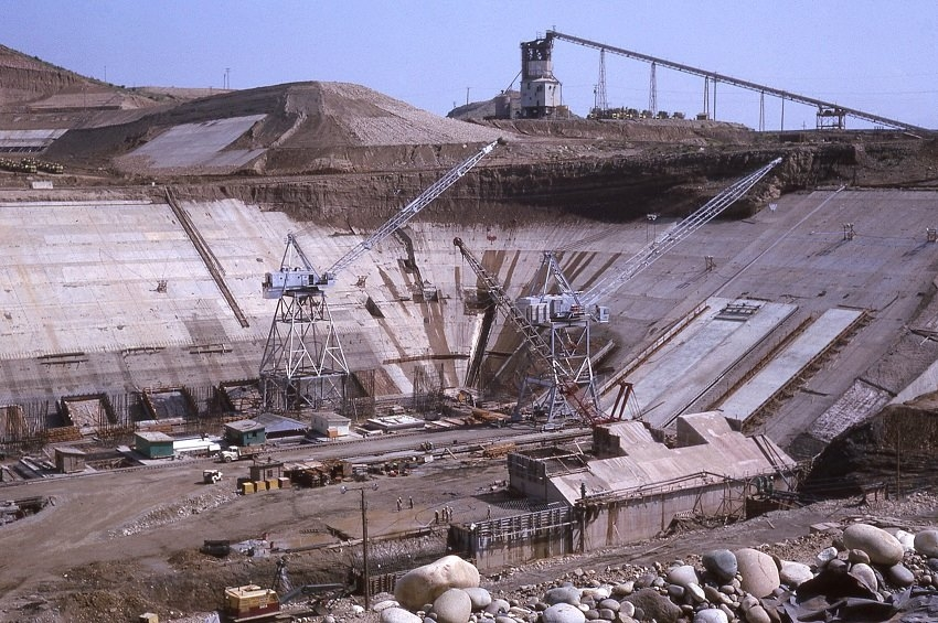 Papin Dam Project